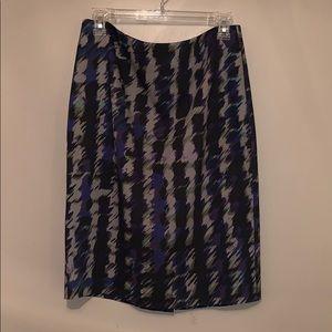SALE❗️NWT Boss Hugo Boss Print Skirt